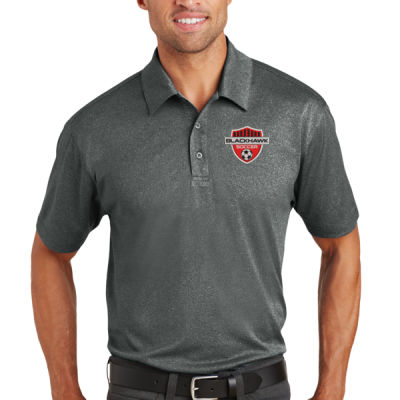 Trace Heather Polo - Embroidered Logo Thumbnail